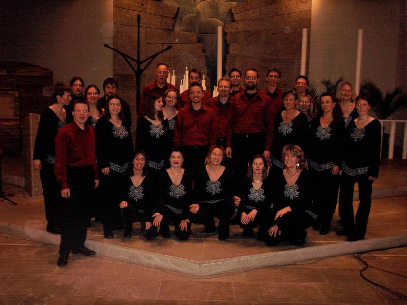 Spiritual und Gospel-Konzert